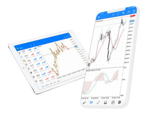 Coinexx Mobile Trading Applications