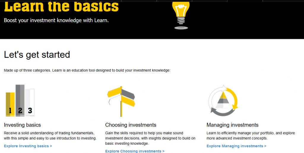 CommSec Learn the Basics