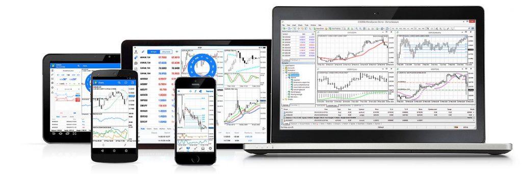 CryptoRocket Review: MT4 Platforms