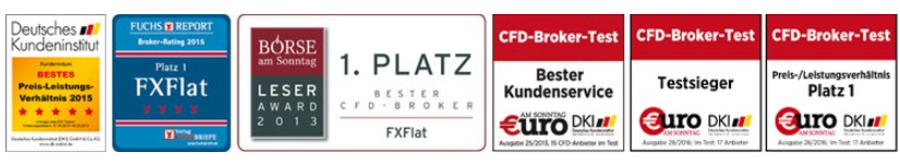 FXFlat Review: Brokerage Awards