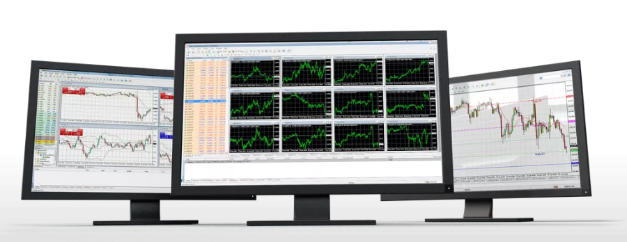 Hantec Markets MT4 Desktop