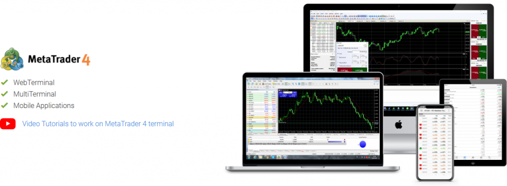 IFC Markets Review: MetaTrader 4 Platform