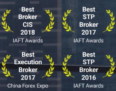 NPBFX Broker Awards