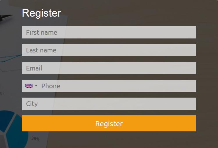NPBFX Registration Form