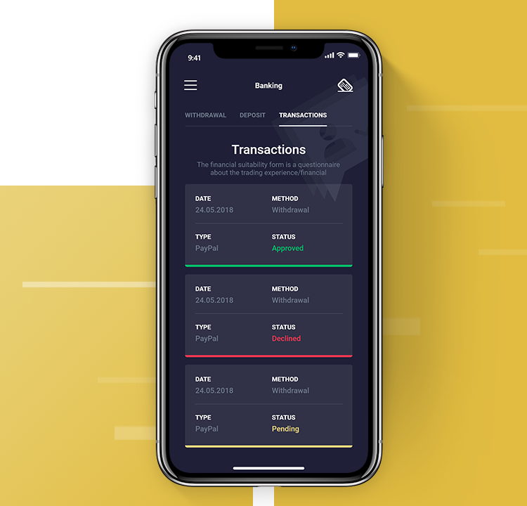 Q8 Trade Review: Mobile Trading App