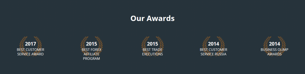 Weltrade Review: Broker Awards