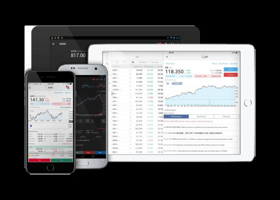 CapTrader Mobile Trader