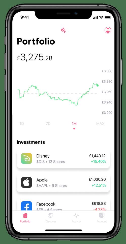 Freetrade Trading Portfolio
