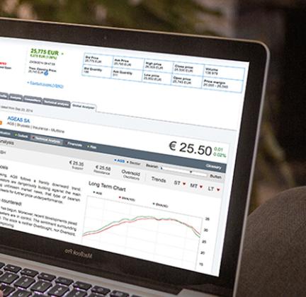 Keytrade Bank Review: Global Analyzer