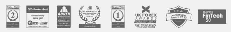 ayondo Review: Broker Awards