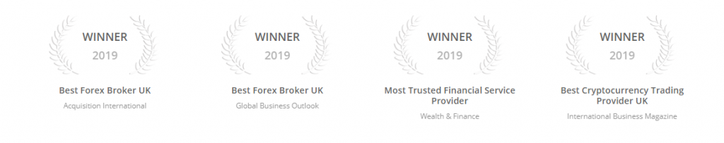 Blackwell Global Review: Broker Awards