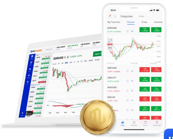 Mitrade Review: Trading Platforms