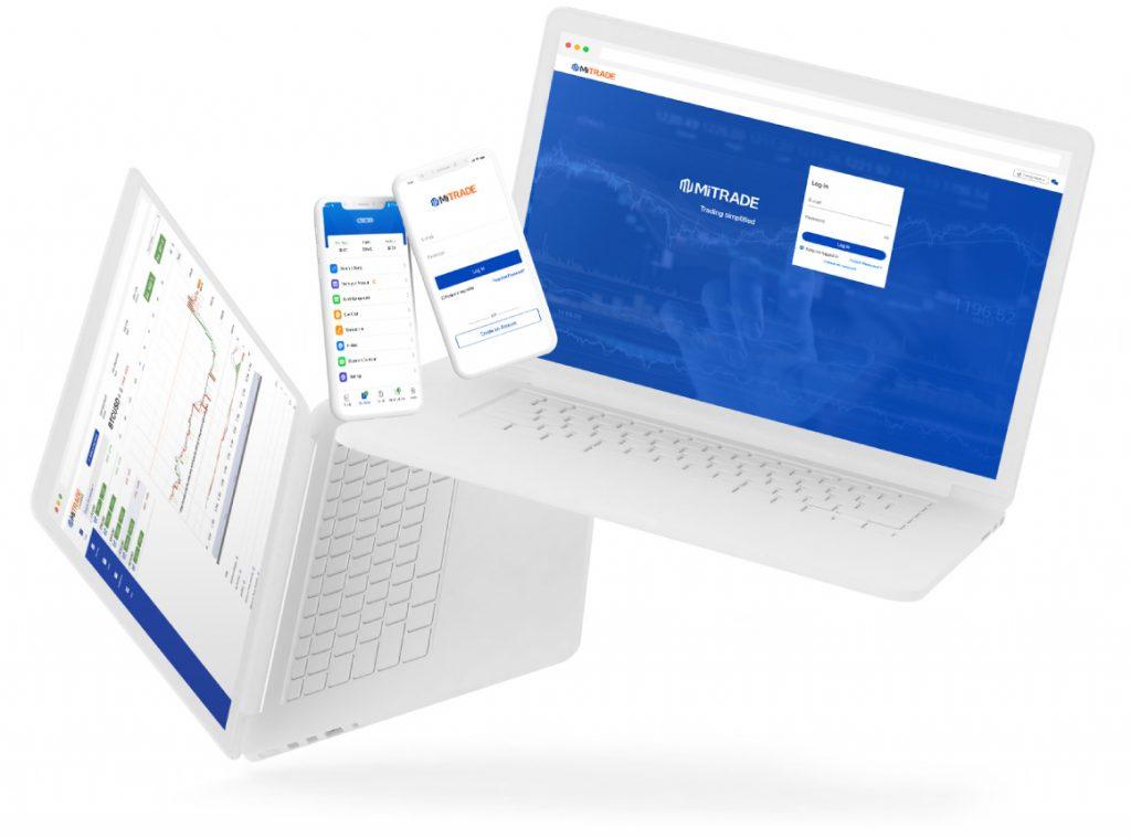 Mitrade Review: WebTrader Platform