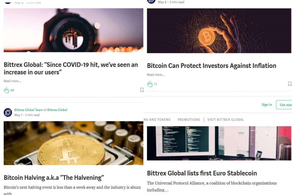 Bittrex Global Review: Crypto News