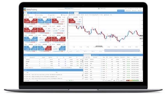 DeltaStock Review: Delta Trading Web