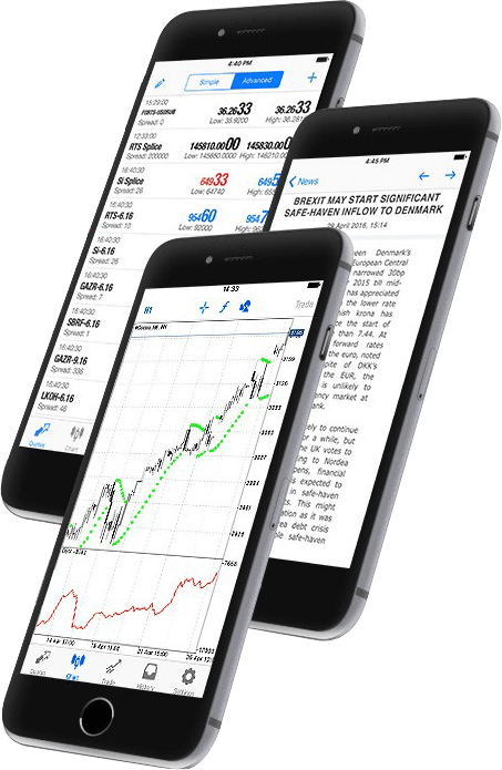 Eurotrader Review: MetaTrader Mobile