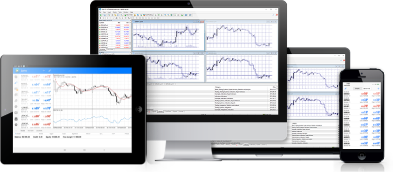 FXTRADING.com MT4 Platform