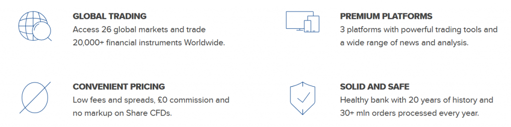 FinecoBank Review: Brokerage Features