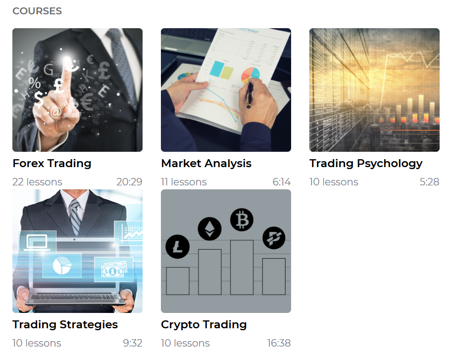 NSBroker Review: Trading Courses