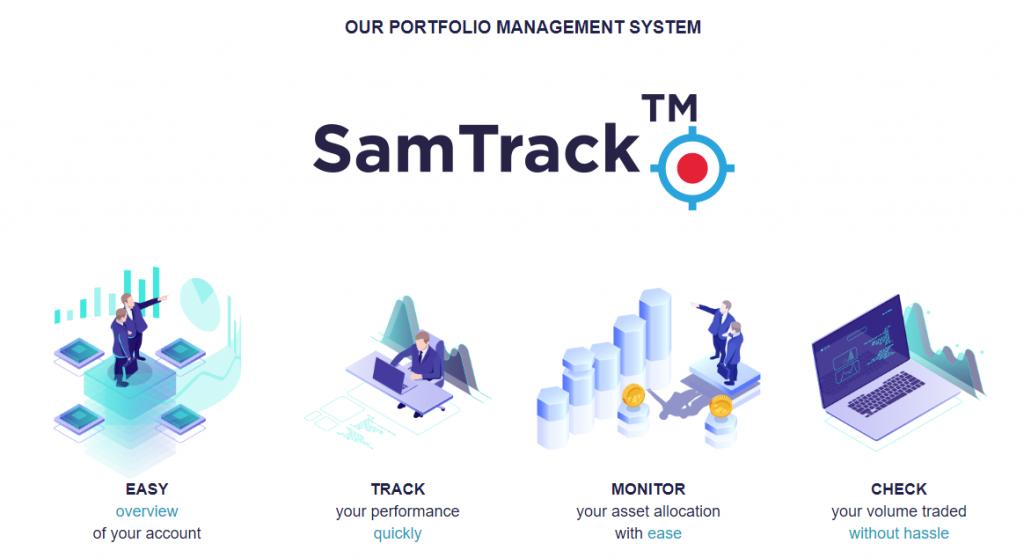 Samtrade FX Review: SamTrack