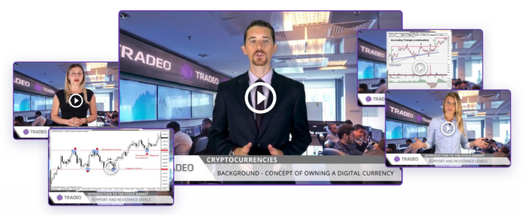 Tradeo Review: Video Academy