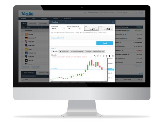 Vestle Review FXnet Trading Platform