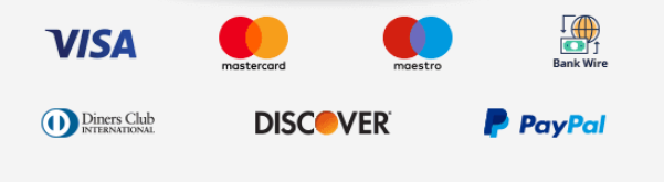 Vestle Review: Payment Methods