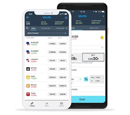 Vestle Vestle Trading App