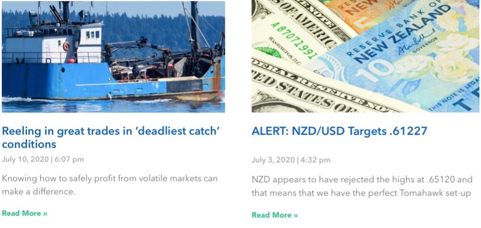 Core Liquidity Markets Review: Trading Blog