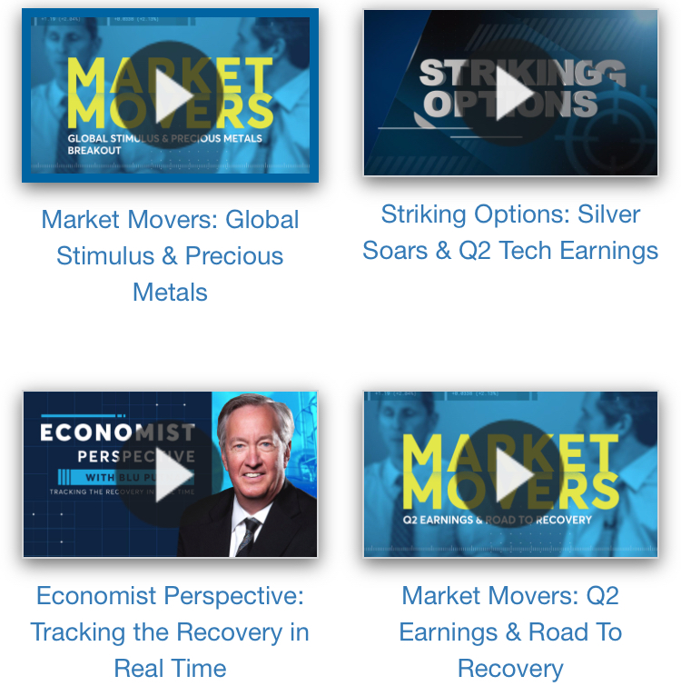 Infinity Futures Review: Research Videos