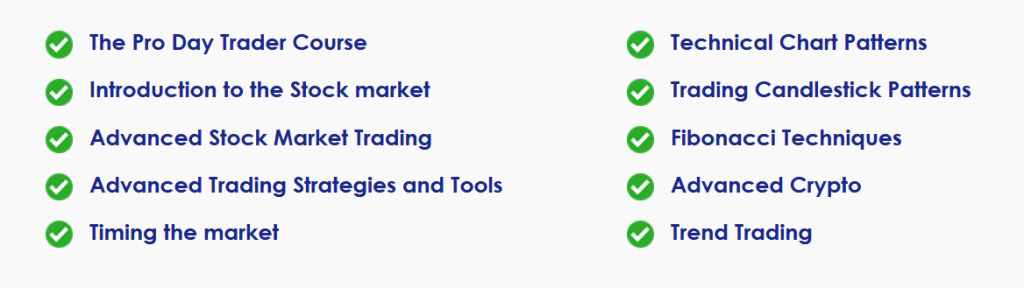 Moneta Markets Review: Market Masters Trading Course
