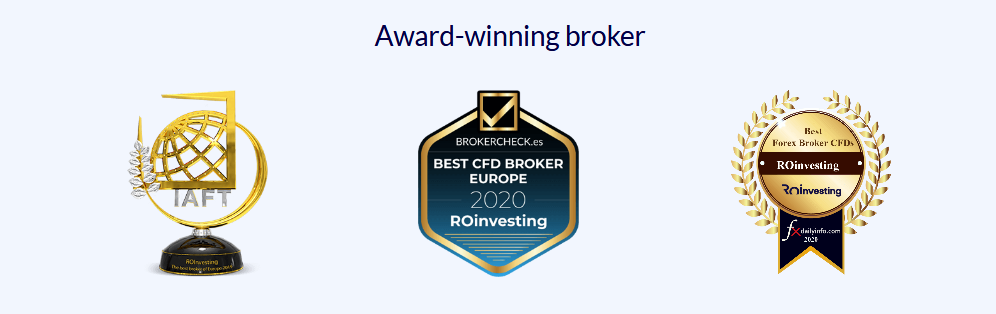 ROinvesting Review: Broker Awards
