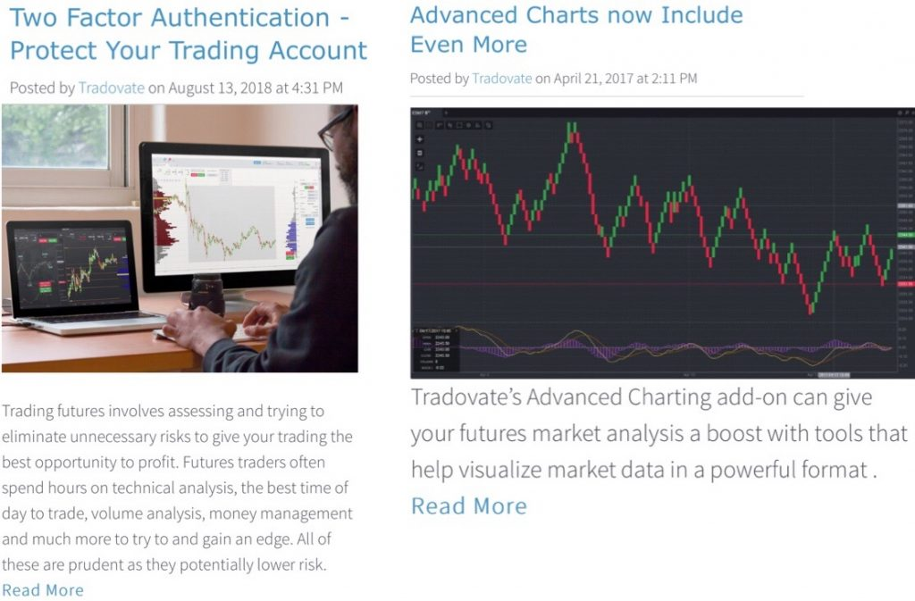 Tradovate Review: Trading Blog
