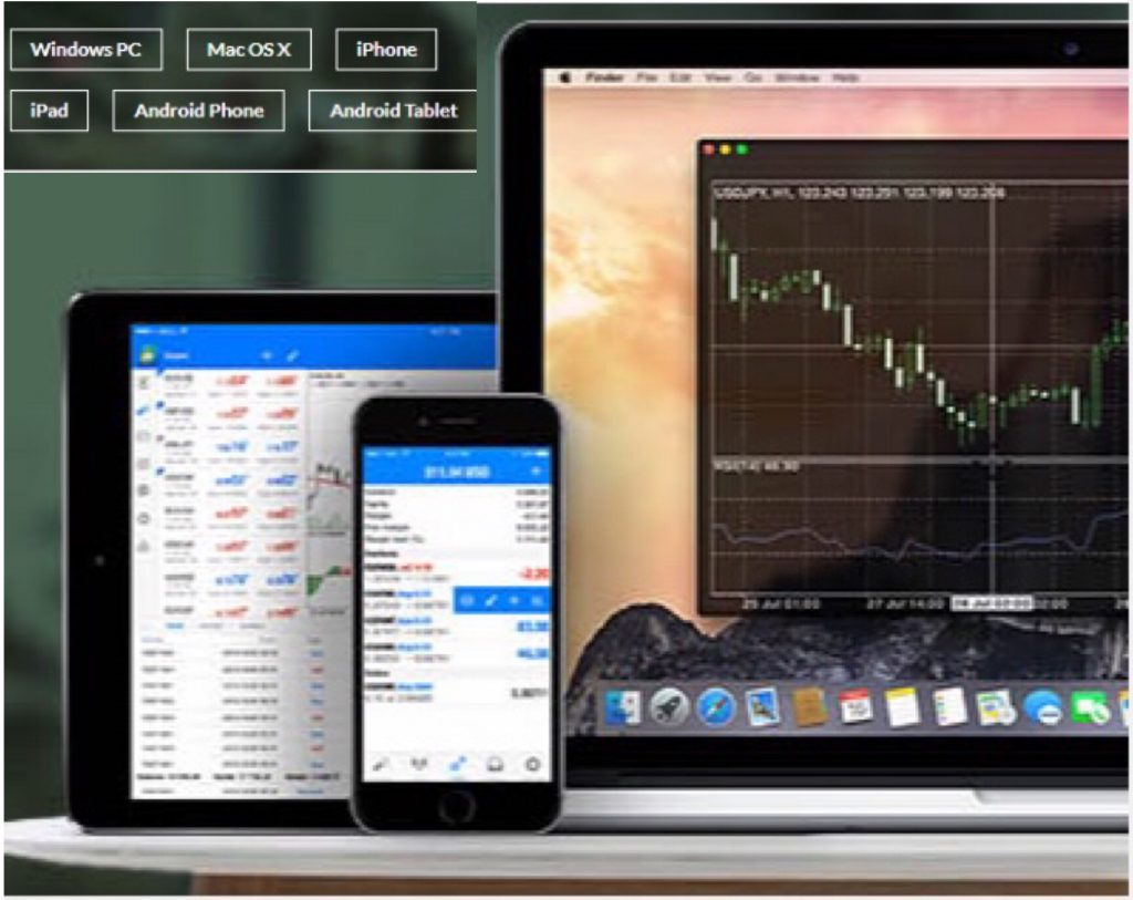 XGLOBAL Markets Trading Platform