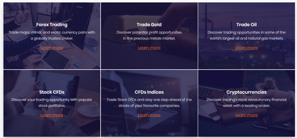 Capitalxtend Review: Trading Instruments