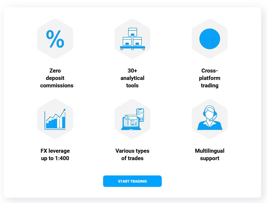 InvestLite Broker Features