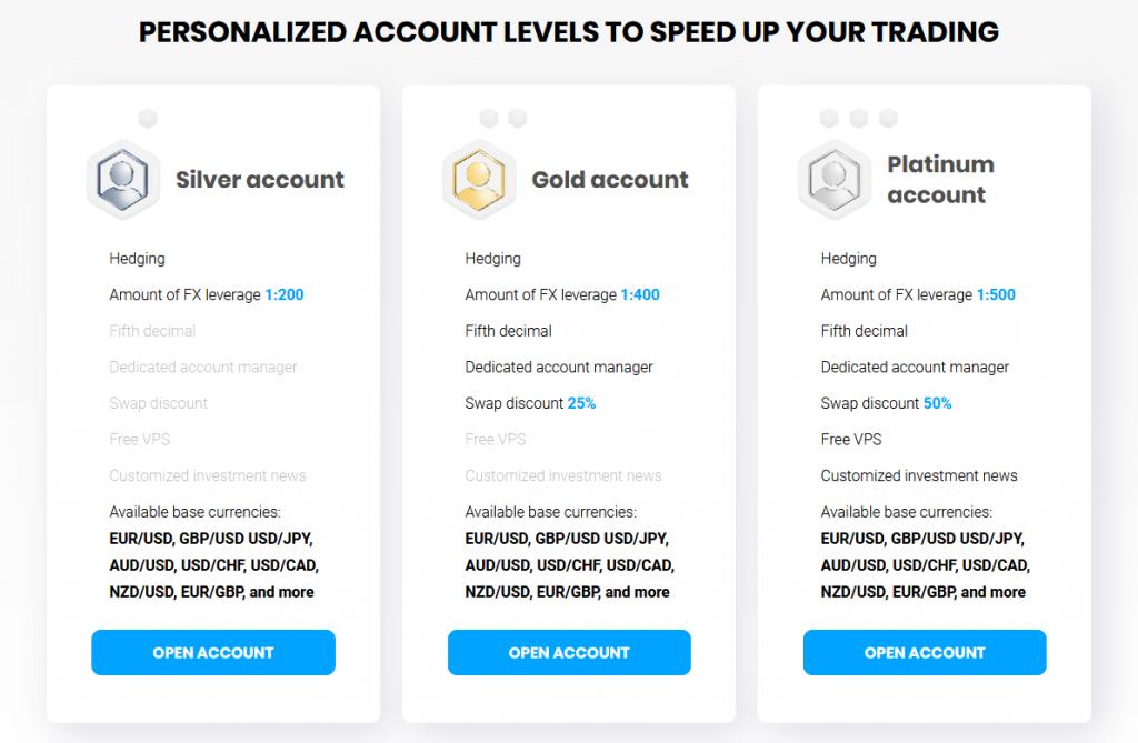 InvestLite Accounts