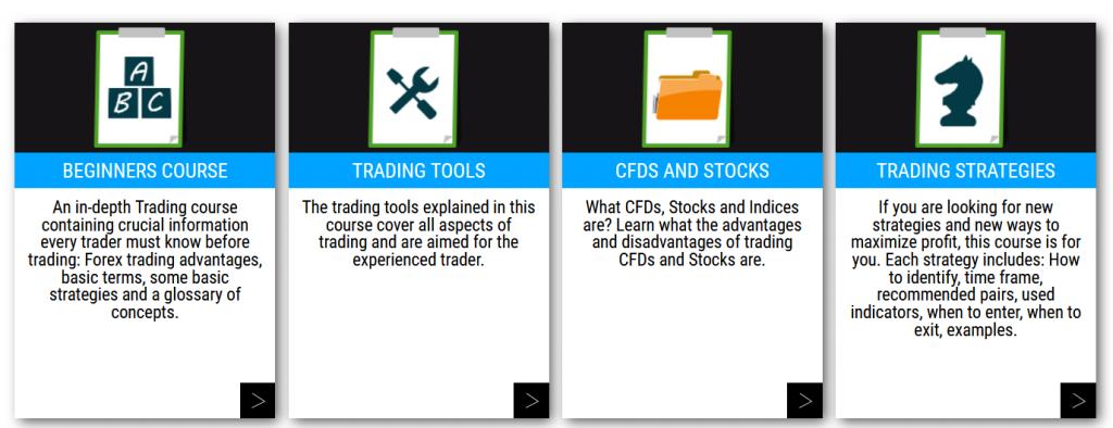 InvestLite Trading Courses