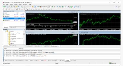 CGS-CIMB MT4 Trading Platform