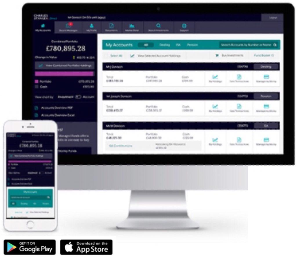 Charles Stanley Direct Trading Platform