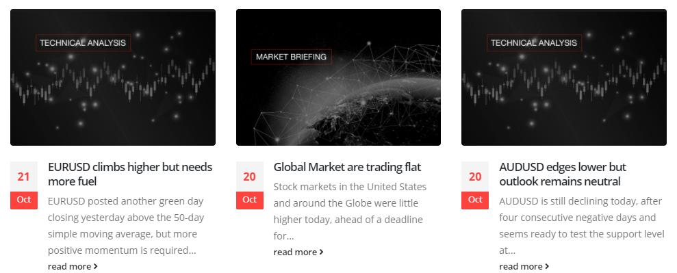 Emporium Capital Market News