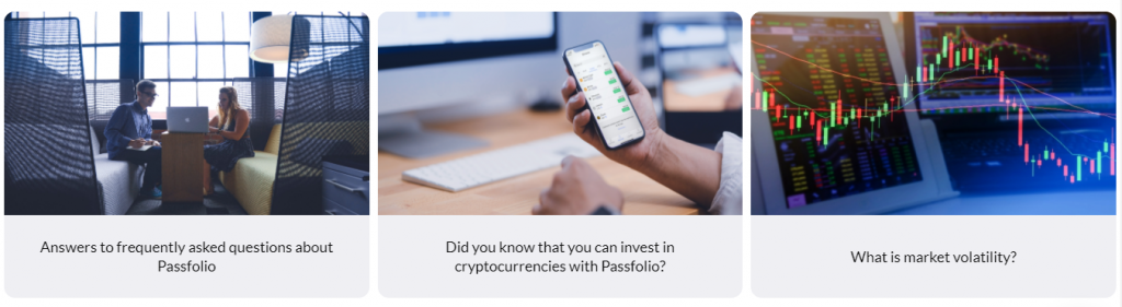 Passfolio Review: Trading Articles