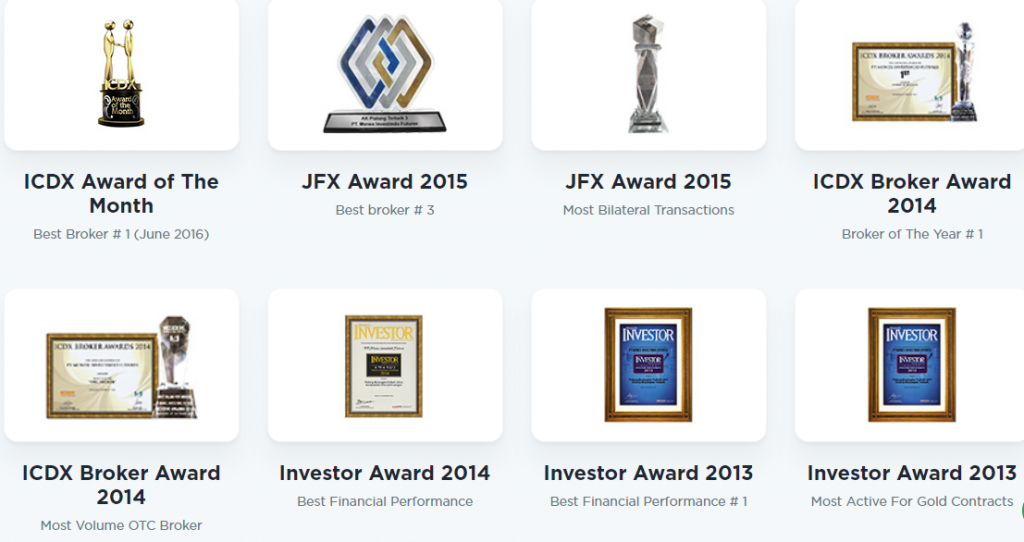 MIFX Awards & Recognitions