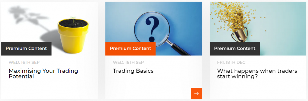 Trade Nation Trading Guides