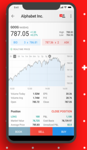 Mitto Markets Trading Platform