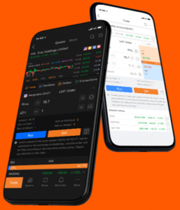 Moomoo Trading Platform
