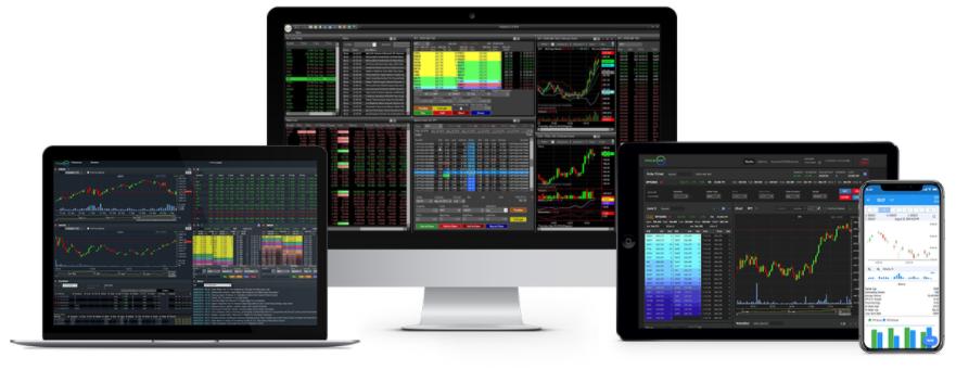 TradeZero Trading Platforms