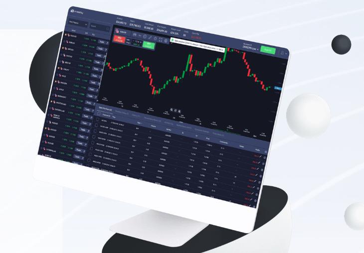 Investby WebTrader Platform